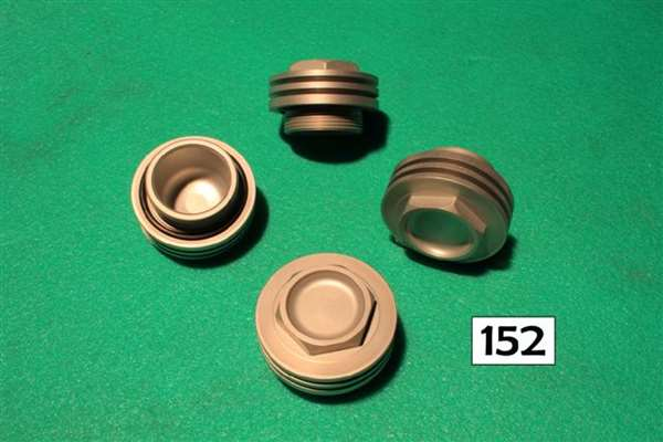 Kit adjusting cap tappet hole